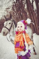 Trinity Blood: Fortuna by Astarohime