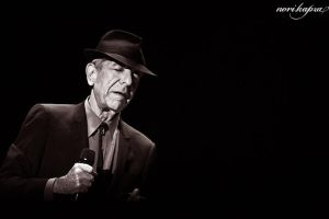 Leonard Cohen by endraum