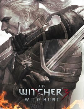 The Witcher 3 fanart by kike1988