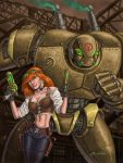 Steampunk Duo by Taman88