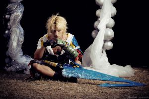 Otherworld Tidus Cosplay by Leon Chiro Cosplay Art by LeonChiroCosplayArt