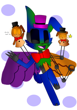 For SpringyTrap576 by Naxie1012