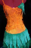 WD pumpkin dress no. 4 by wearydrearies