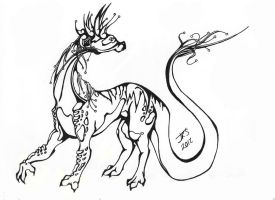Imperial Lindwyrm Character Type by kingy9467