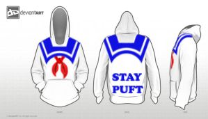 Stay Puft by ReDRuMKlown