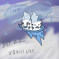 Vanilluxe 30 day challenge by HoneyShuckle