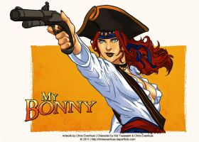 My Bonny 2 by ChrisEvenhuis