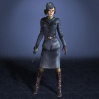 Velvet Assassin Violette SS Outfit by ArmachamCorp