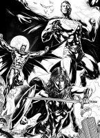 DC Trinity by caananwhite