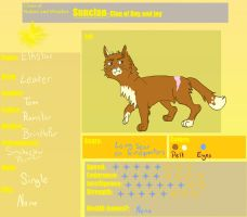 CoNaW| Elkstar Reference by ImagineShadows