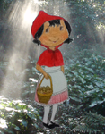 Berry Fairy Tales-Little Ginger Riding Hood by SparklyBlueRoses84
