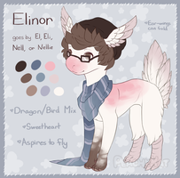 Elinor by PeachyKat