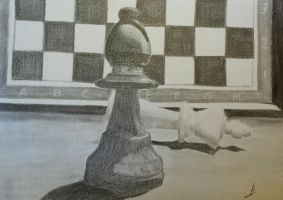 Checkmate by AlvaroGJ