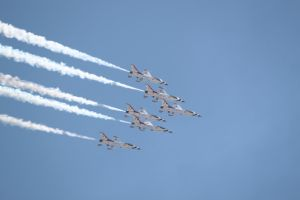 USAF Thunderbirds by mrwho103