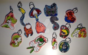Handmade stuff for Torucon 2015 - part 2 by mirry92