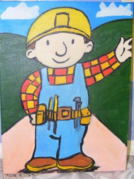 Bob the builder! by JamieJones93