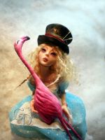 Alice in wonderland E by cdlitestudio
