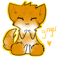 Gingerkit: Be Adorable by DitzyAzzy