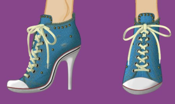 shoes by Jewl1