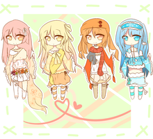 Seasons Adoptable BATCH 8 by KokoMall