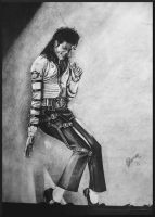 Michael Jackson by Bonniemarie