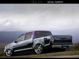 Toyota Hilux Frox by LEEL00