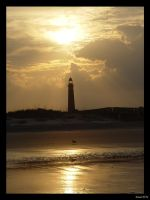 lonely lighthouse by ToastSYN