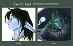 Draw This Again -- Garthus 2008-2012 by Mytherea