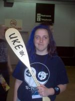 One of my buds at ACen '08 by EdwardxWinryrocks