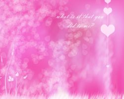 Love. Wallpaper by realmofheaven