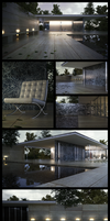 Barcelona Pavilion Final by the-f-render
