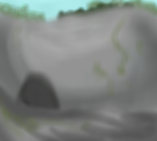ThunderClan Camp {Background} by nooks-crannies