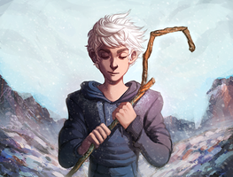 Jack Frost by Sapphirelullaby