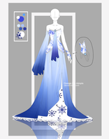 Auction - Frozen Lapis [CLOSED] by Orange-Lily-Adopts