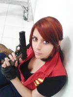 Claire Redfield by Queen-Stormcloak