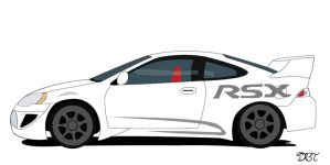 Acura RSX by DT1087