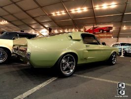 68 Mustang by Swanee3