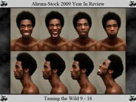 Taming the Wild 09 YIR 2 by Ahrum-Stock