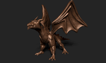 Wooden Dragon by Nathansoul