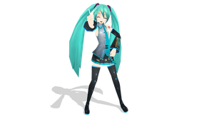 Project DIVA Extend Miku download by Hanaminasho