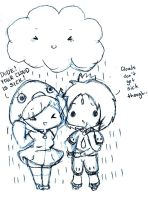 Doodle Rain by Ask-MusicPrincess3rd
