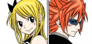Fairy Tail manga colouring7 by KimikoRei07