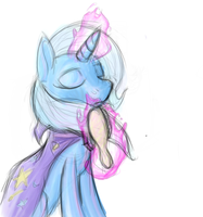 Trixie Sketch by Enma-Darei