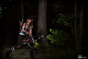 Tomb Raider: Exploring the Island by MangoSirene