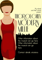 Thoroughly Modern Millie by Pixelated1