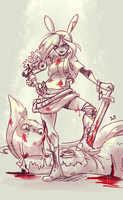 AT- GUTS Fionna by Laur-