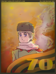 [APH] 9 May - Victory Day by Margo-sama