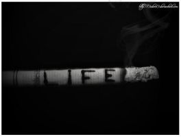 Don't smoke your life by 0Silver0