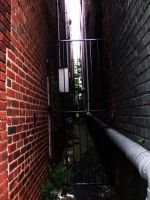 Back alley squeeze by Aki125