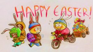 SP- Happy Easterrr by Shibya